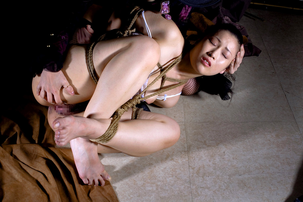 Bdsm asian ropes