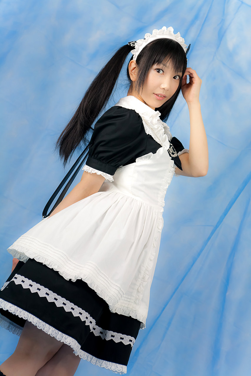 69Dv Japanese Jav Idol Cosplay Maid D Pics 2-6529