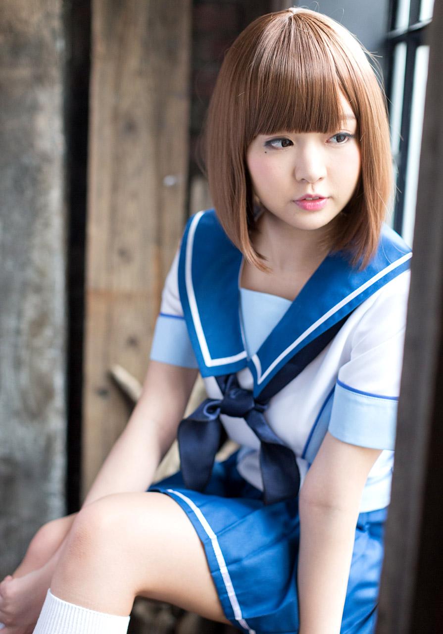 Azusa ayano sexy japanese girl - 2 part 4