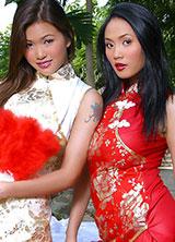 69DV TheBlackAlley Annie Chui Cherry 東南アジア系の美女 Asian4You